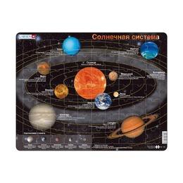 Пазл Солнечная система (русский), 70 деталей