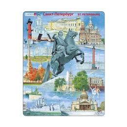 Пазл Санкт-Петербург, 60 деталей