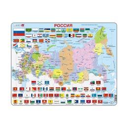 Пазл Россия (русский), 70 деталей