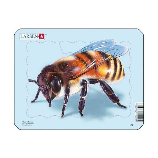 Пазл Пчела, 5 деталей