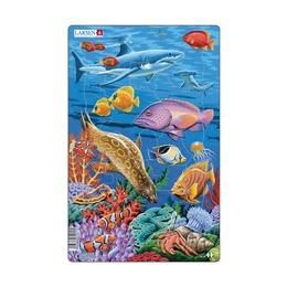 Пазл Коралловый риф, 25 деталей