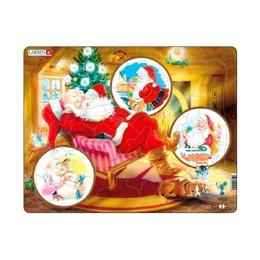 Пазл Санта Клаус, 33 детали