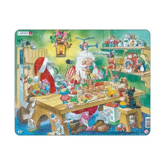 Мастерская Санта Клауса, 140 деталей