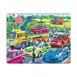 Службы спасения на шоссе, 26 деталей