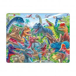 Счастливые динозавры, 43 детали