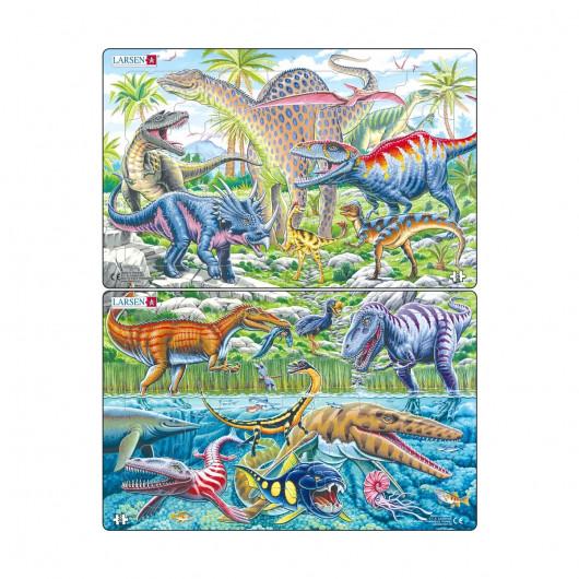 Дикая природа во времена динозавров, 28 деталей